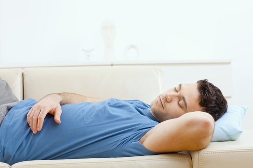 9. Indulge in a Power Nap