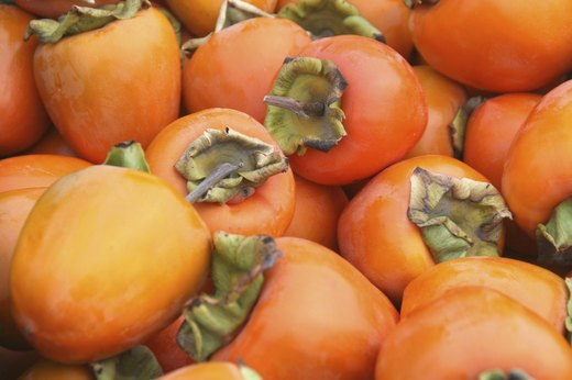 1. Persimmons