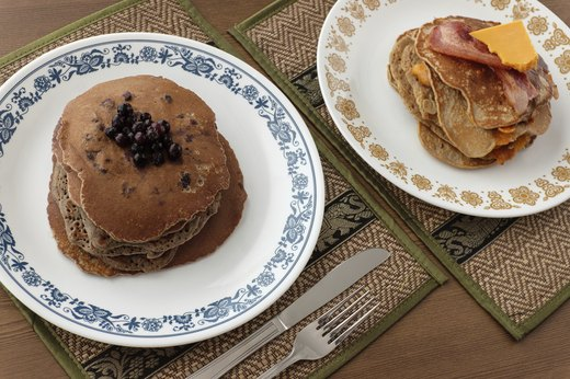 8. The World's Easiest Protein Pancake