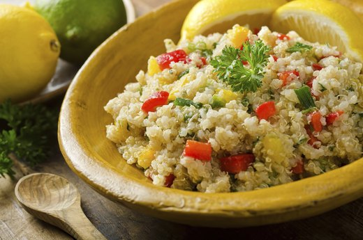 11. Crazy in Love with Quinoa
