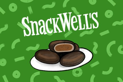 1. SnackWell's
