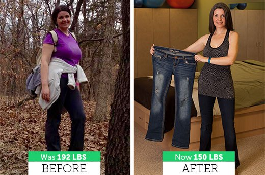 How Lisa D. Lost 42 Pounds!