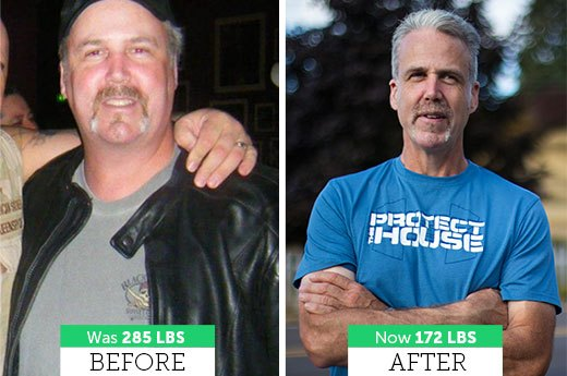 Robert R. Lost 113 Pounds!