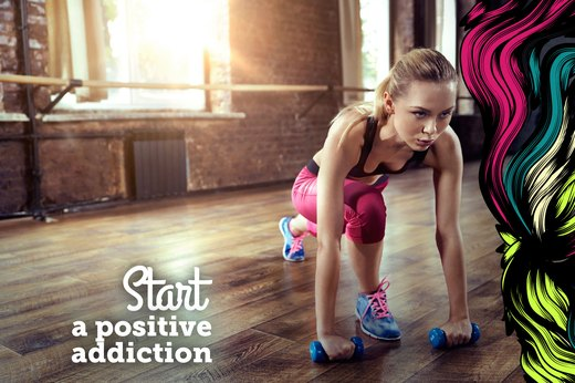 5. Start a Positive Addiction