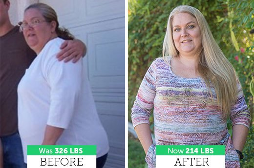 How Paula B. Lost 112 Pounds