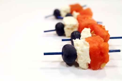 7. Salty & Sweet Skewers