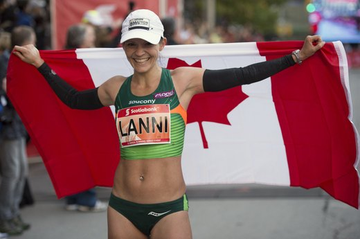 10. Lanni Marchant on the Running Community