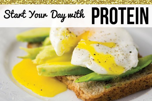 1. Start Your Day with Protein