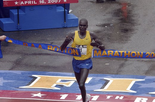 1. Boston Marathon (April)