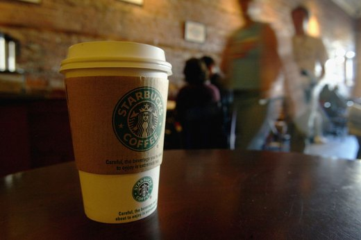The 10 Best Starbucks Swaps to Cut Calories & Fat