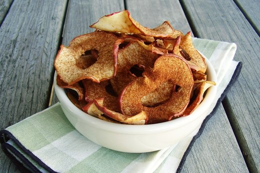 2. Spiced Apple Chips