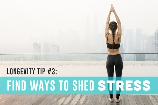 3. Find Ways to Shed Stress