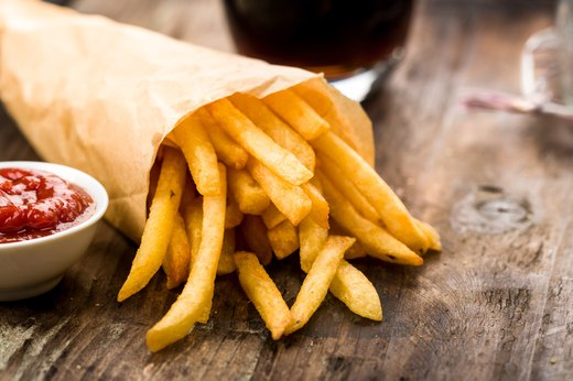9. French Fries