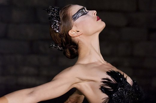 "11. Natalie Portman in ""Black Swan"""