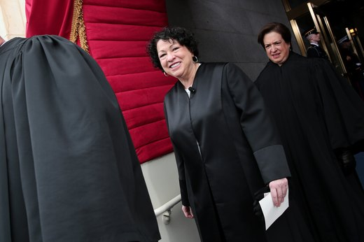 18. Sonia Sotomayor, Associate Justice of the Supreme Court