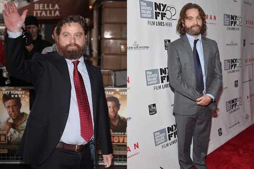 9. Zach Galifinakis