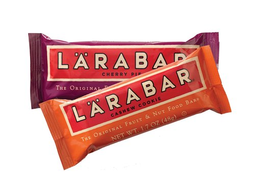 "LIMITED INGREDIENT, ""CLEAN"": Larabar, the Original Fruit & Nut Bar"