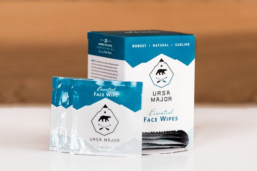 23. Ursa Major Essential Face Wipes