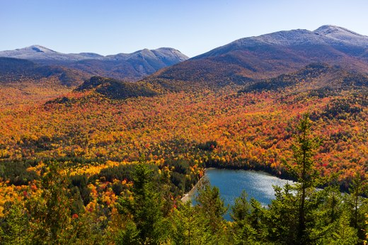 2. For the Thrill Seeker: Mount Marcy in the Adirondacks, Keene, New York