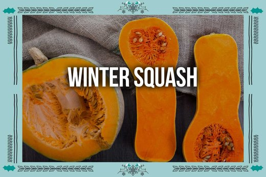 5. Roasted Winter Squash