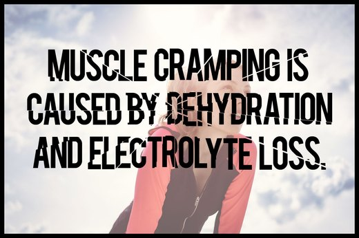 MYTH 7: Muscle Cramping Is Caused by Dehydration and Electrolyte Loss