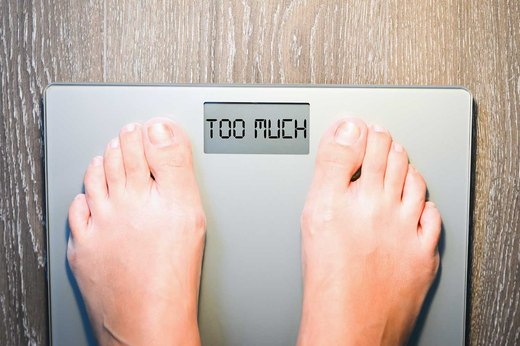 3. Do You Gain Weight Easily?