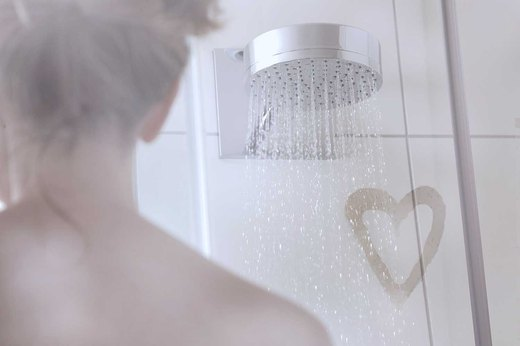 8. Hot Showers