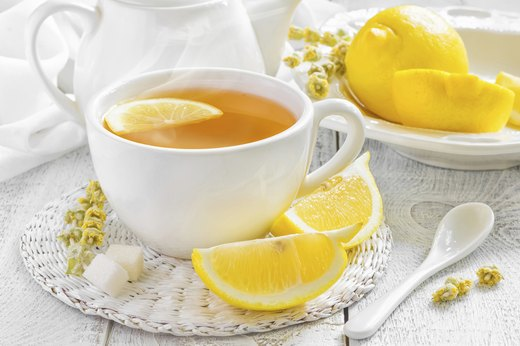 7. Drinking Hot Water With Lemon: The Western Take