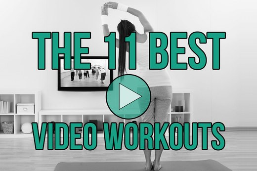 11 of the Best Video Workouts You Can Do Anywhere