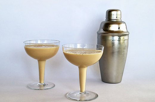 "4. Brandy Alexander From ""Who's Afraid of Virginia Woolf?"""