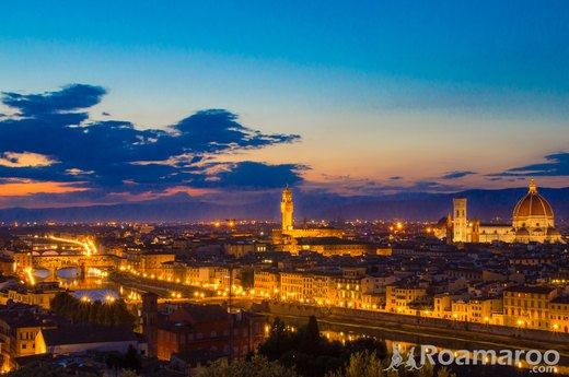 19. Piazzale Michelangelo, Florence, Italy