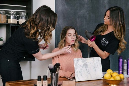 5. Your Very Own Glamsquad