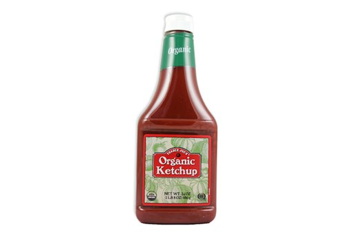 6. Favorite Condiment: Organic Ketchup