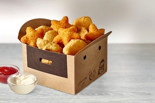 4. Chicken Cheese Box, Austria