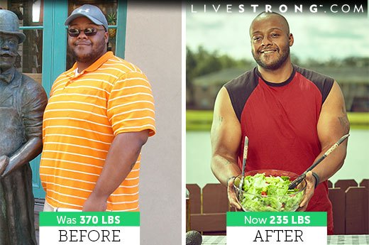 How Lee M. Lost 135 Pounds