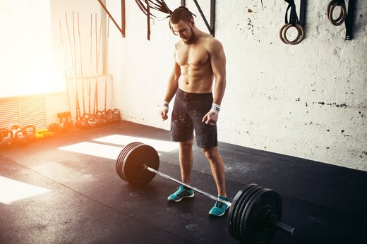 The One Trick to Help You Lift More Weight Instantly