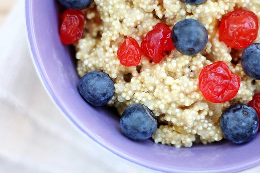 8. Don't Like Oatmeal? Eat Other Whole Grains