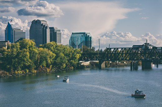 10. Best: Sacramento, California