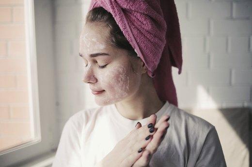 9. Skin Dryness