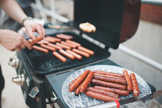 5. Cookouts