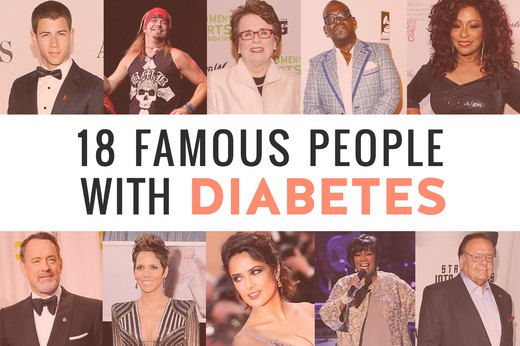 18 Famous People With Diabetes