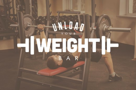 13. Unload Your Weight Bar