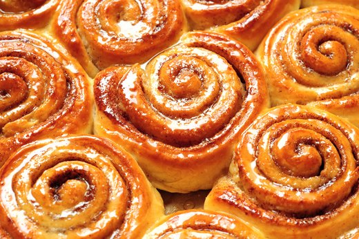 4. That smell of freshly baked buns in the air? Totally manufactured.