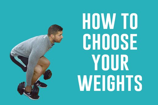 How to Choose Your Weights