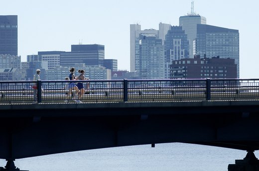 16. The Charles River, Boston, Massachusetts
