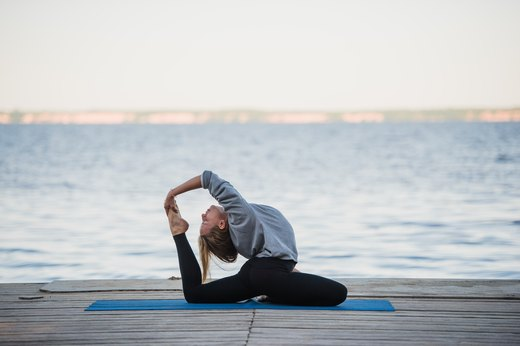 6. Yoga Helps With Flexibility
