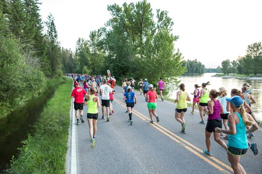 12. Missoula Marathon (July)