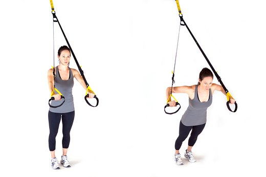 2. TRX Chest Press