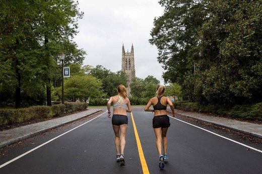 7. Duke University, Durham, North Carolina