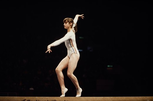 5. Nadia Comaneci Achieves a Perfect 10 (1976 Montreal)